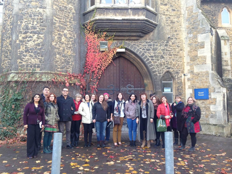 EUMOSCHOOL: Cheltenham, İngiltere'de, Avrupa'da duygu eğitiminin yeni yolları
