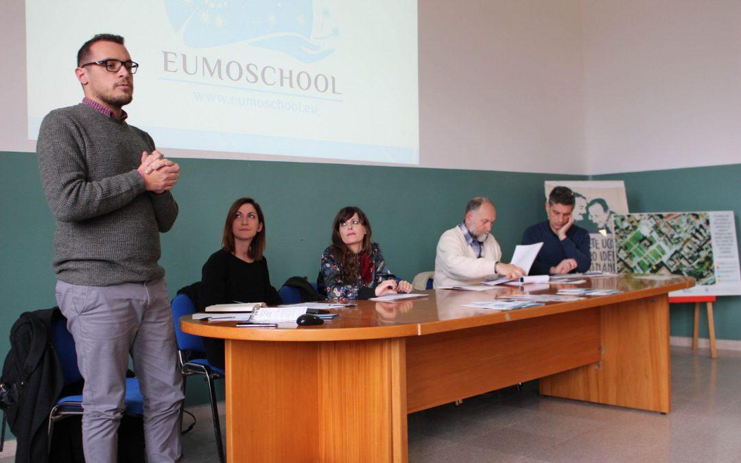 EUMOSCHOOL: NETWORKING AGAINST EARLY SCHOOL LEAVING
